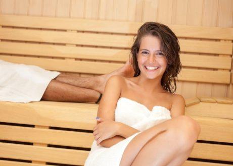 Luxe bungalow met sauna en privé-bubbelbad