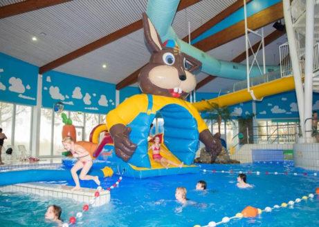 Zwemmen en wellness bij zwembad De Parel