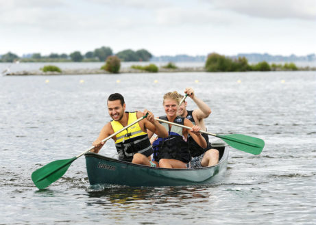 De Eemhof: Paradijs voor watersporters