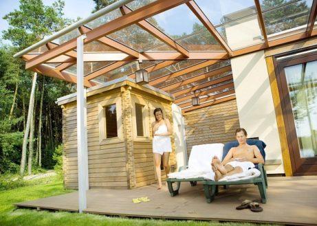 Wellness bungalows zijn populair!