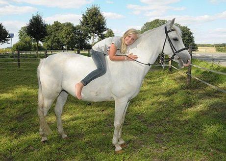 Pony vakantie voor kinderen