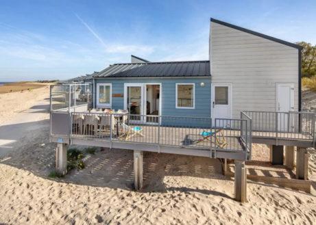 #Aanrader! Beach House van Roompot Beach Resort