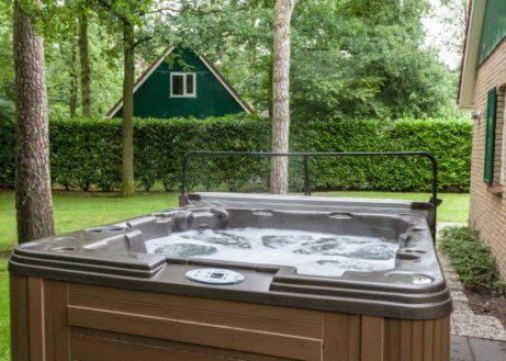 Deze bungalow op Duc de Brabant is zalig
