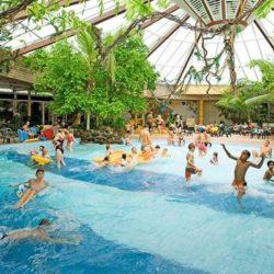Vakantieparken het Vennebos met subtropisch zwembad