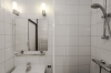 Badkamer van een bungalow