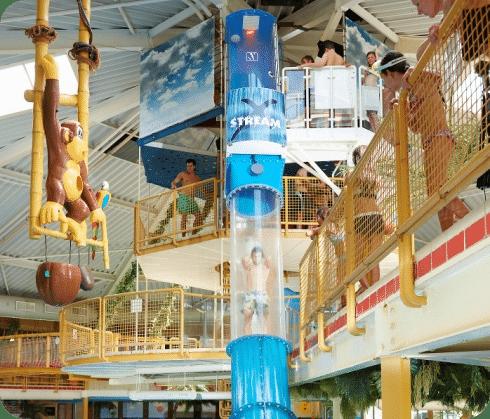 Vakantiepark duinrell bungalowpark wassenaar - Zwembad toren ...