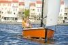 Boot varen op de Eemhof