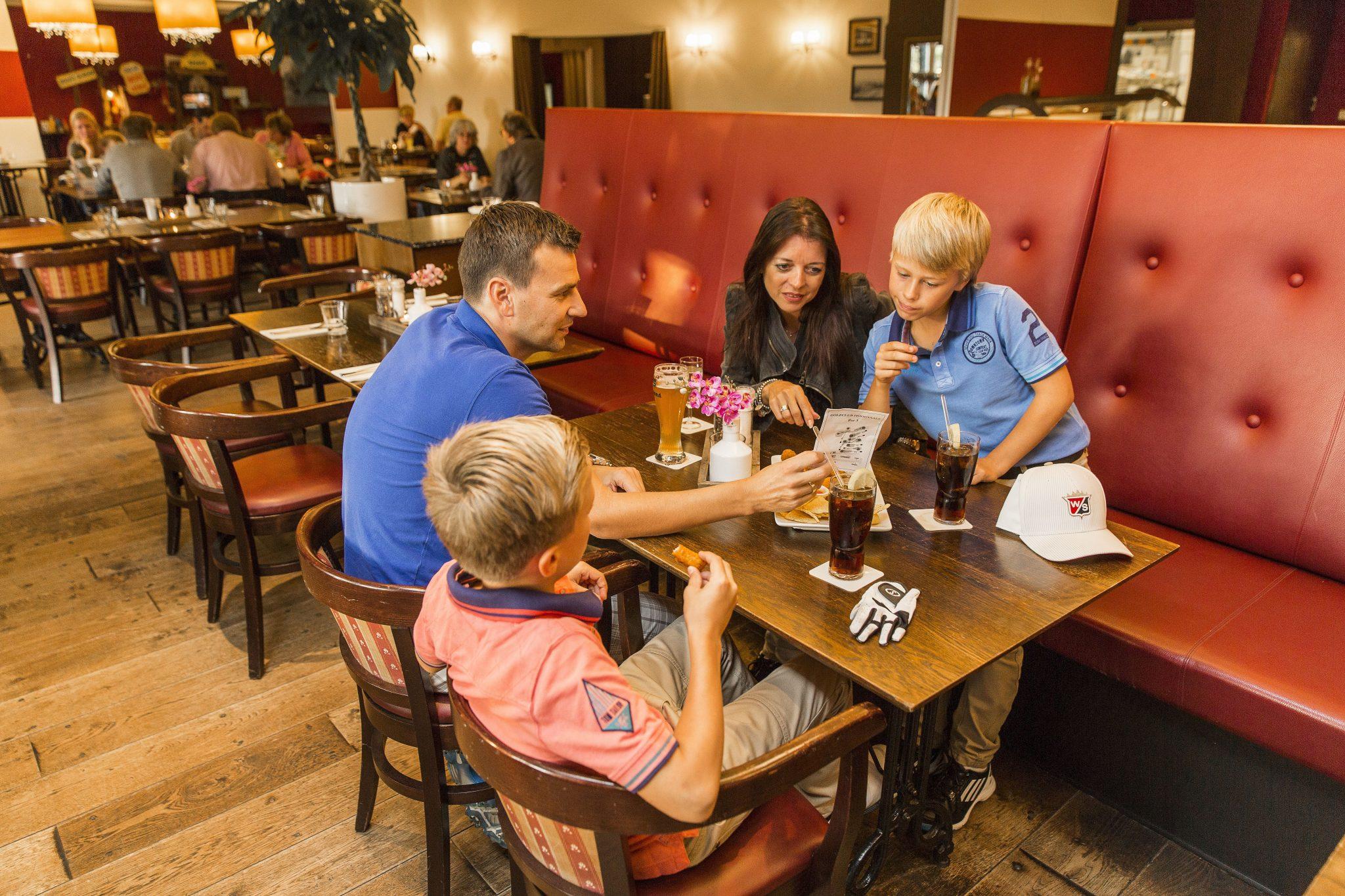 Restaurant op Landal Hoog Vaals