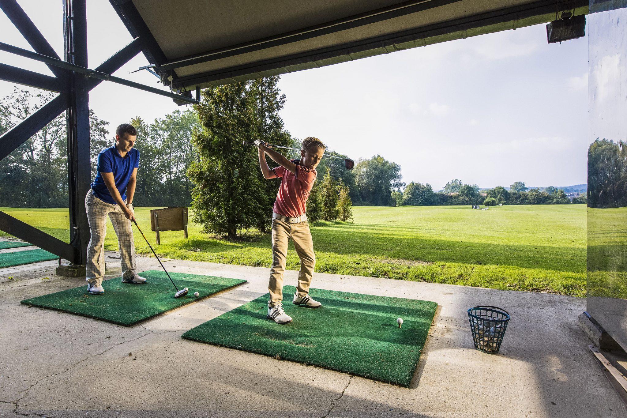 Golfen op vakantiepark Hoog Vaals
