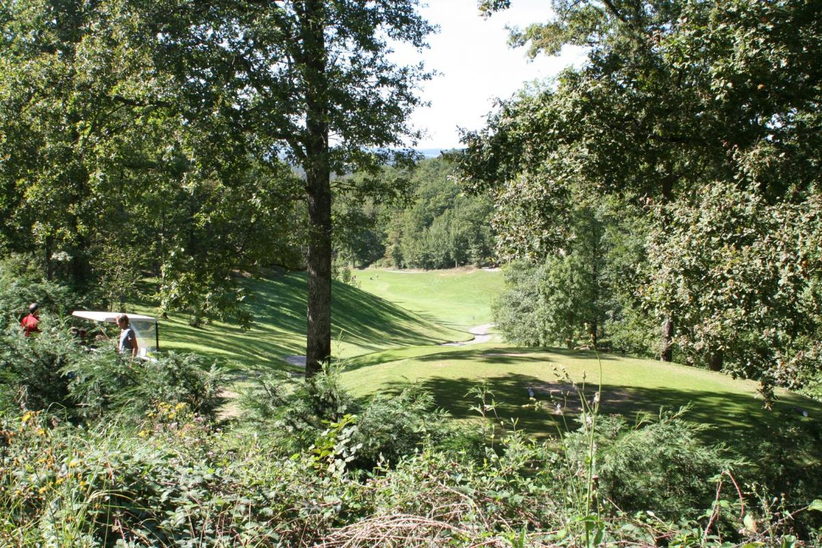 Les Jardins du Golf. Ardennen, België.: www.bungalowparkoverzicht.nl/vakantiepark/les-jardins-du-golf