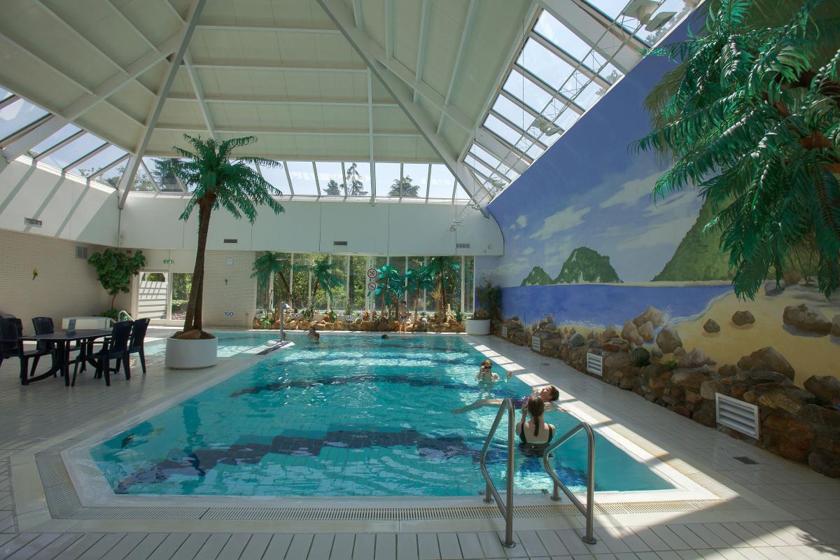 Landgoed ruwinkel bungalowpark scherpenzeel for Klein zwembad