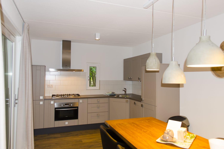 Een Luxe Keuken Die Lekker Leefbaar Is : De keuken is ingericht voor ...