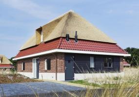 Super-de-luxe bungalows bij Landal