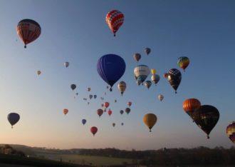 Ballonvaren Zeeland