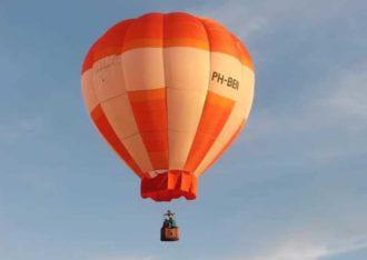Sven Ballooning