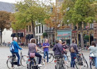 Fietsstad Groningen