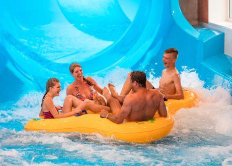 Het zwembad van Hof van Saksen = Wow!