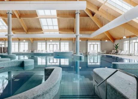 Roompot Nieuwvliet-bad: het grootse zwembad van Zeeland
