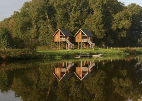 Vakantie op grote hoogte in Overijssel