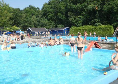 zwemmen-reeenwissel