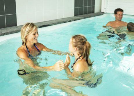Heerlijk! 5 bungalows met een privé-zwembad