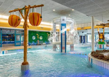 Het zwembad van Hunzedal
