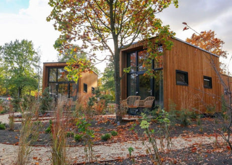 Ervaar het buitenleven in een tiny house op de Veluwe