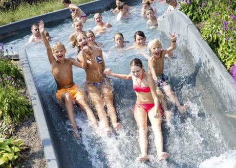 Welk Landal park heeft het mooiste zwembad?