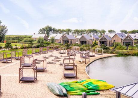 Resort Oesterdam: Luxe en ruimte in Zeeland